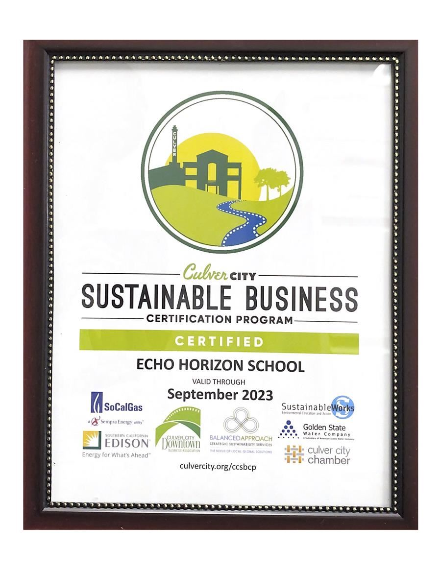 Echo Horizon Sustainability