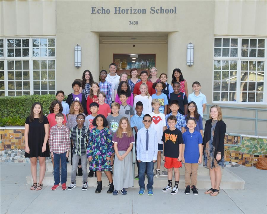 Echo Horizon Class of 2020