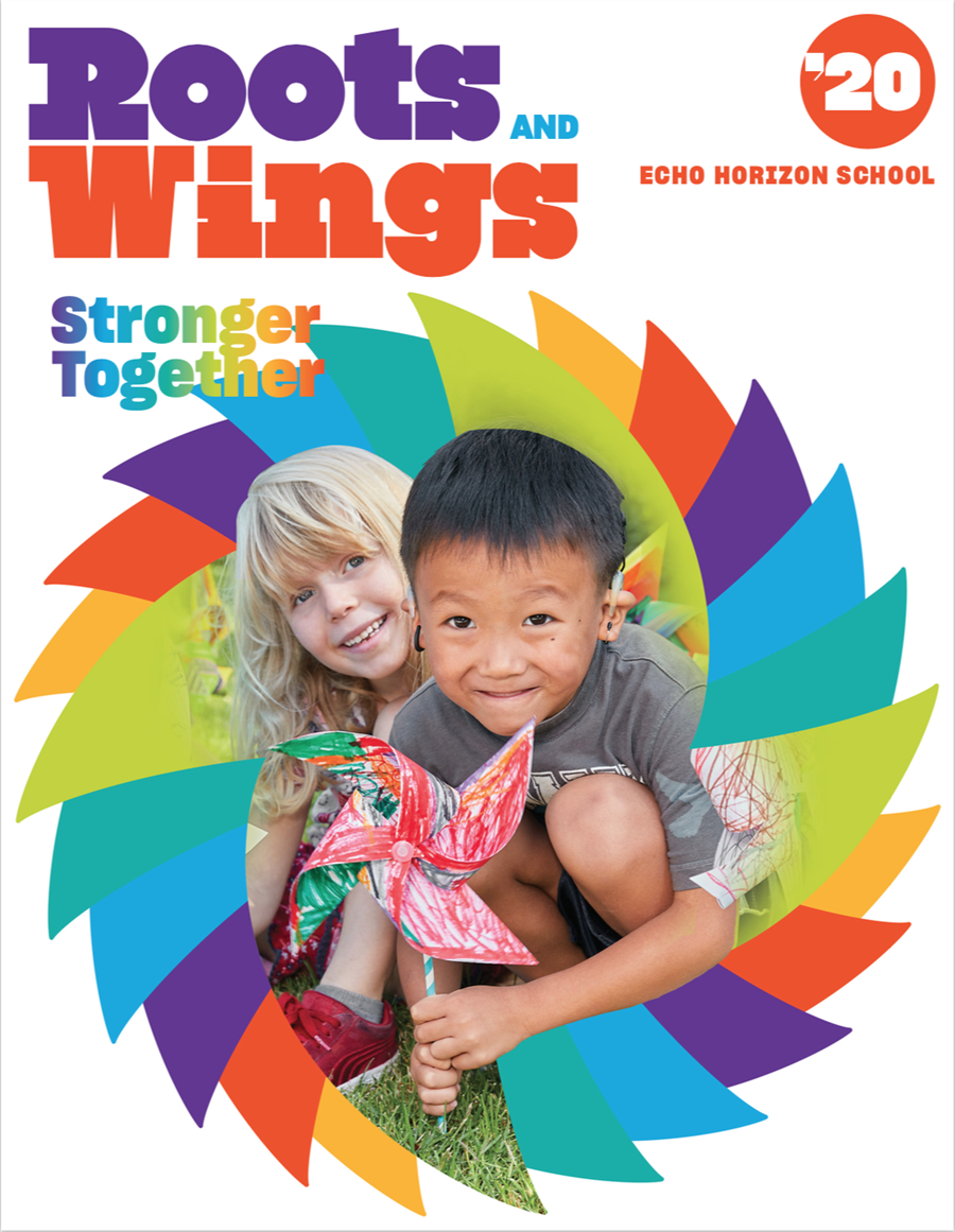 2020 Roots and Wings Magazine is here!