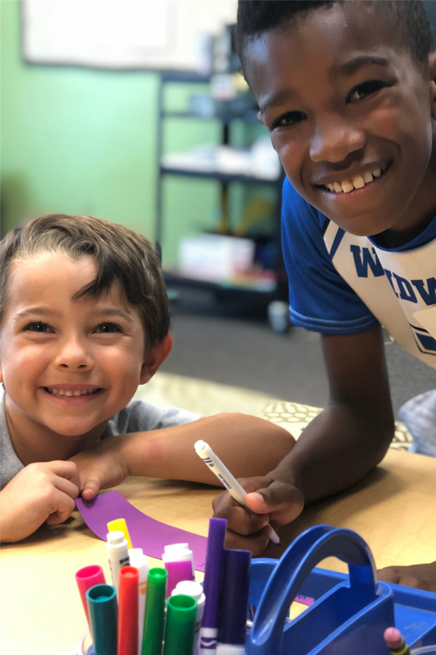 The Benefits of a Pre-K–6 Education