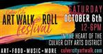 Culver City Arts Walk and Roll Festival