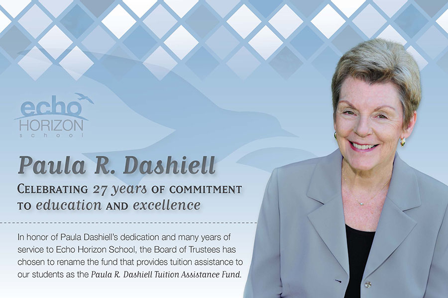 Paula R. Dashiell Tuition Assistance Fund / Overview