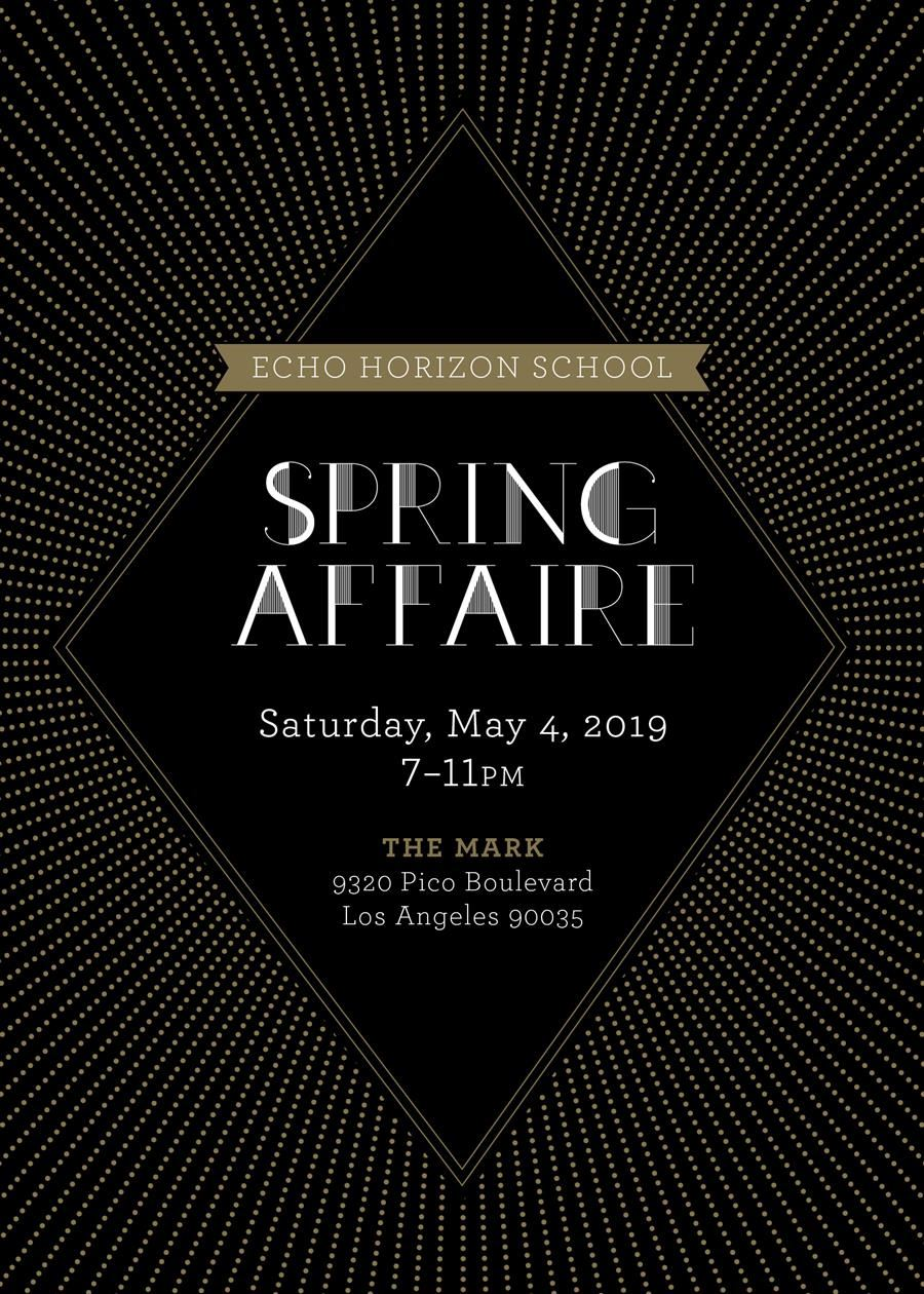 Echo Horizon Spring Affaire
