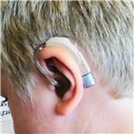 Behind the Ear (BTE) hearing aid